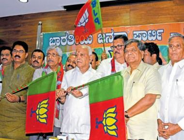 S M Krishna may join BJP on March 15 or 16: Yeddyurappa