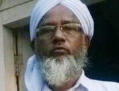 Juma Masjid Khathib Al Haj M A Ibrahim Kasimi passes away