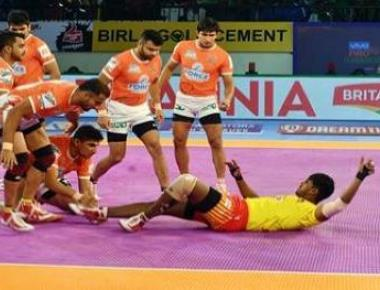 PKL: Gujarat Fortunegiants beat Puneri Paltan 26-37