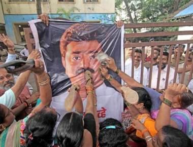 After political storm, Kadam 'regrets' remark