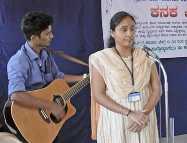 'Kanaka' compositions by students held