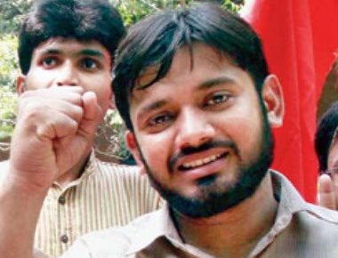 Kanhaiya 'misty-eyed' after blow