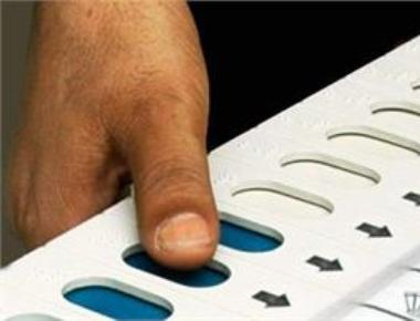 45 pc polling till 2.30 pm in Karna assembly bypolls