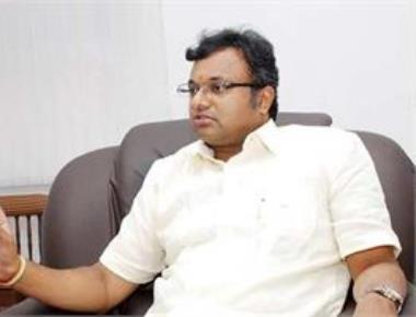 ED raids Karti Chidambaram's premises in Delhi, Chennai