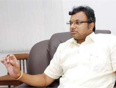 ED attaches Rs 1.16cr assets of Karti, firm allegedly linked to him