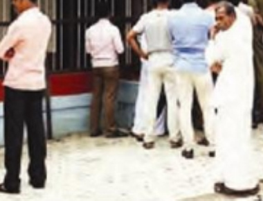 Robbers loot from police quarters at Manipal!