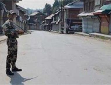 Shutdown over trucker's death, security tightened in Kashmir
