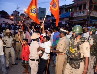 Communal tension in Mysuru as Kathua rape protest turns violent