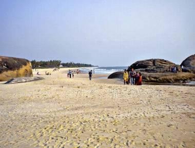 'I am saving my beach' next month