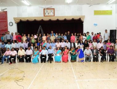 Monthi Fest  Celebrated by Kuwait Brahmavar Welfare Association
