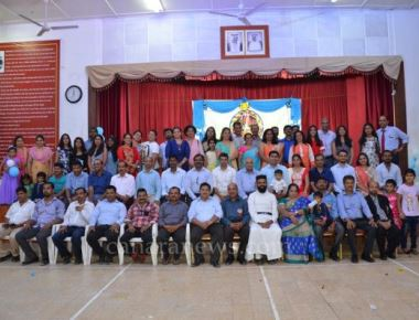 Kuwait Brahmavar Welfare Association Celebrates Monthi Fest-2017