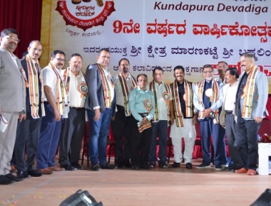 KaDaM's  9th anniversary was grand and a feast of YAKSHAGANA' in Ajman