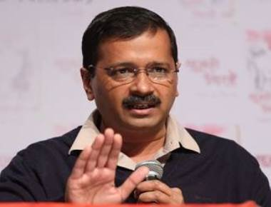 Act against our minister for Solar Policy: Kejriwal to LG