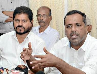 Take abattoir modernisation issue to Centre, Khader tells BJP