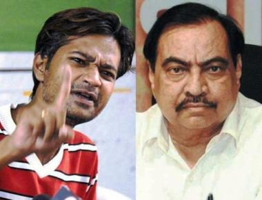 BJP Minister Eknath Khadse was in touch with Dawood Ibrahim, says AAP