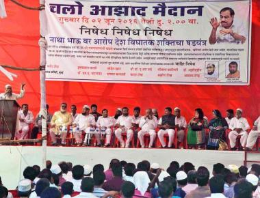 Have not been asked to resign: Khadse