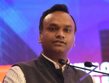 Priyank Kharge wants private firms to be allowed to participate in EVM hackathon