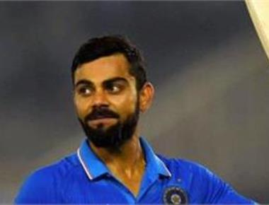 You will do well if you have strong characters: Kohli