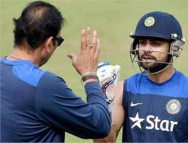 Just to have Shastri is massive boost for us: Kohli