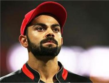 Kohli undergoes fielding drills in RCB practice session