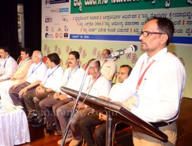 Kidney patients' convention organised in Mangaluru