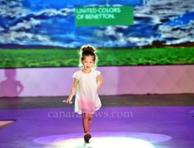 International Kids Couture  concluded 1st Show of the series.