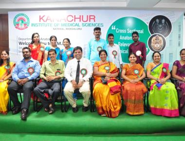 KIMS's dept of Anatomy holds CME