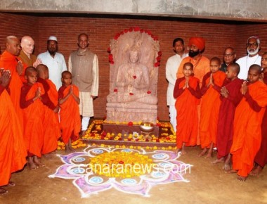 K.J.Somaiya Centre for Buddhist Studies inaugurated its rural outreach programe