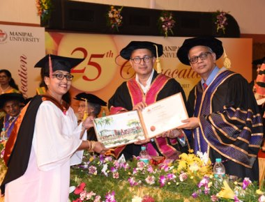 Kasturba Medical College's Dr Lydia Andrade awarded PhD