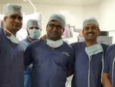 KMC Hospitals Mangaluru performs high quality robotic assisted oncology surgery