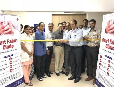 Heart Failure Clinic' launched at KMC Hospitals Mangaluru, Kasturba Hospital Manipal