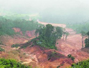 Hundreds stranded atop hillocks in rainhit Kodagu