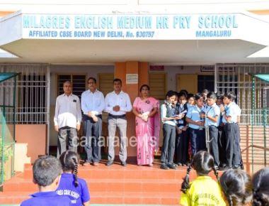 Inaugurating of Konkani Story Book (Tya Razanvache Vatter) written by Prem Moras