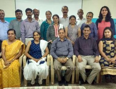 Anitha Gomes elected as Konkani Samudai president