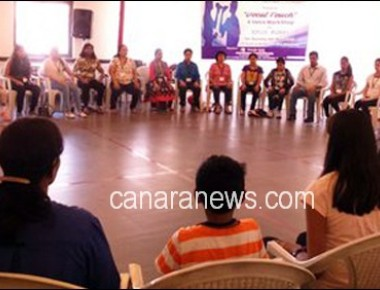 Konkani Samaudai conducts 'Vocal Touch' voice workshop