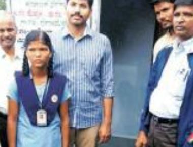 Koppal girl's gritty fight for toilet finds mention in 'Mann ki Baat'