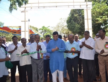 Pramod Madhwaraj inaugurates Krishi Mela