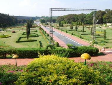 Cauvery row: KRS, Brindavan Gardens closed for tourists