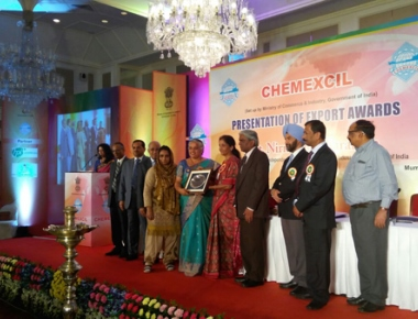KSDL gets 'Export award' in Mumbai