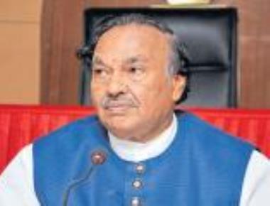 BJP suspends KSE aide Venkatesh Murthy