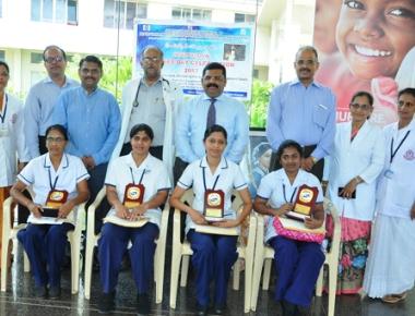 KS Hegde Hospital honours nurses on International Nurses Day