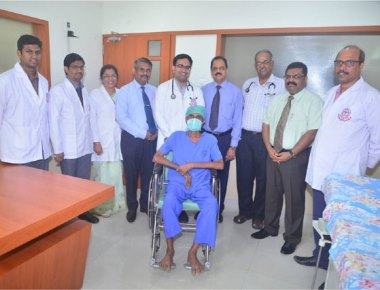 First successful bone marrow transplant performed at K S Hegde Hospital