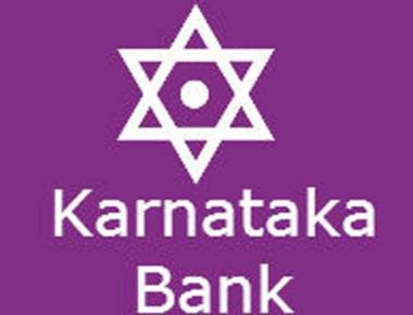 Karnataka Bank posts a net profit of 313.89 Crores