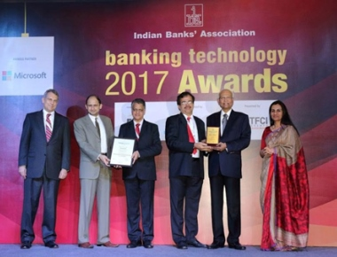 Karnataka Bank bags IBA –Banking Technology Awards 2017