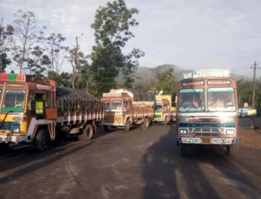 Heavy vehicles on Bisle-Kukke Subramanya Road opposed