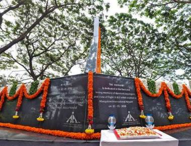 Mangaluru air crash victims remembered