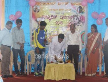 ICYM Kulur conducts Ujya Vine Randap competition at St Antony Church