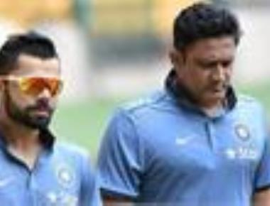 Kumble-Kohli communication had stopped six months ago