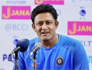 Kumble steps down as India coach