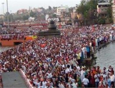 Next year's Kumbh mela will give a glimpse of good governance in UP: BJP
